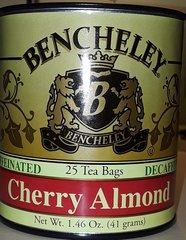 BENCHELEY DECAF CHERRY ALMOND TEA