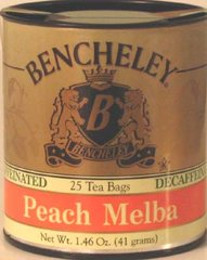 BENCHELEY PEACH MELBA TEA