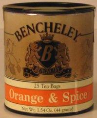 BENCHELEY ORANGE & SPICE TEA