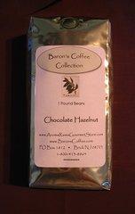 BARONS CHOCOLATE HAZELNUT BEANS