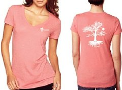 Women's Triblend Premier V-Neck