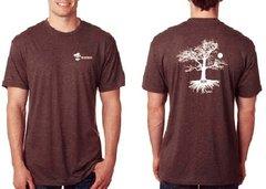 Men's Triblend Premier Crewneck T-shirt