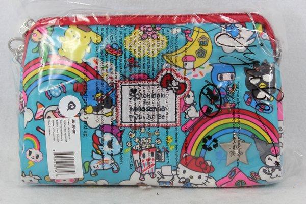 Ju-Ju-Be x Tokidoki Hello Kitty Be Set in Rainbow Dreams - PLACEMENT Q