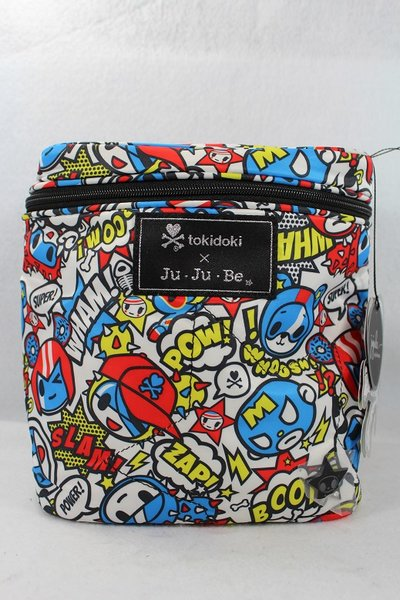 Ju-Ju-Be x Tokidoki Fuel Cell in Sweet Victory - PLACEMENT A