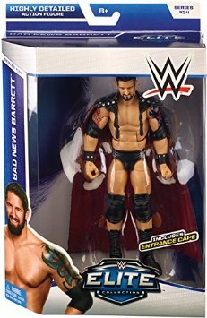Mattel WWE Elite Series 34 Bad News Wade Barrett