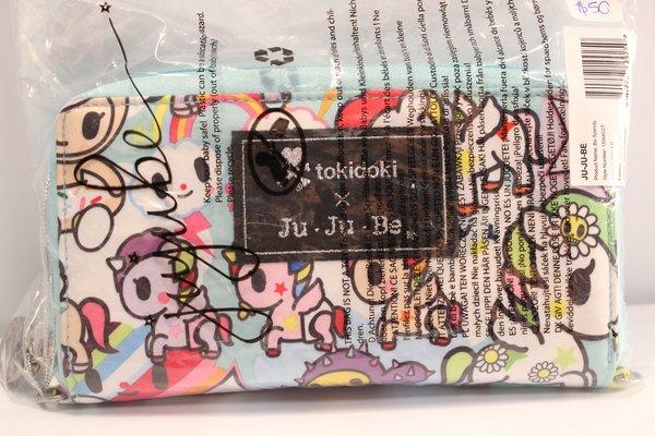 Ju-Ju-Be x Tokidoki Be Spendy Wallet in Unikiki 2.0 - PLACEMENT H