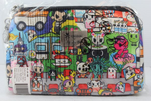 Ju-Ju-Be x tokidoki Be Set in Sushi Cars - PLACEMENT D Biscotti Palette