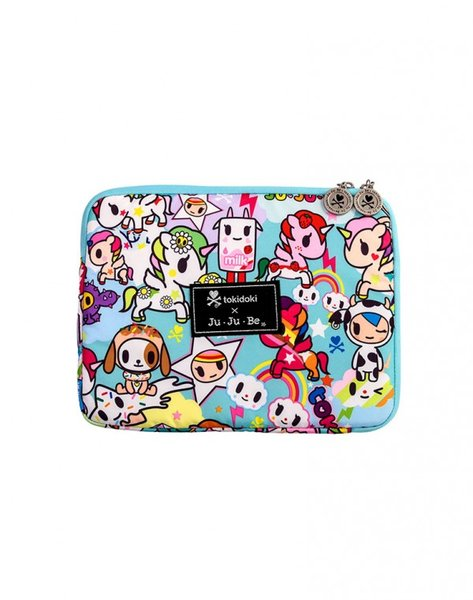 Ju-Ju-Be x Tokidoki Micro Tech Laptop Case in Unikiki 2.0