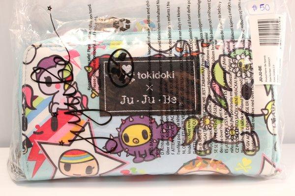 Ju-Ju-Be x Tokidoki Be Spendy Wallet in Unikiki 2.0 - PLACEMENT I