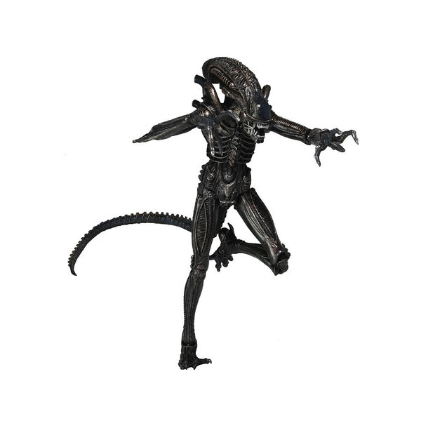 NECA Reel Toys Aliens Series 5 Black Genocide Warrior Action Figure
