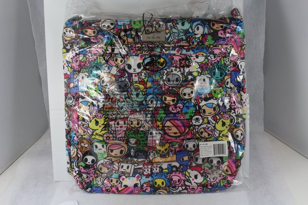 Ju-Ju-Be x tokidoki Be Light in Iconic 2.0 PLACEMENT A Palette Sirena Sandy