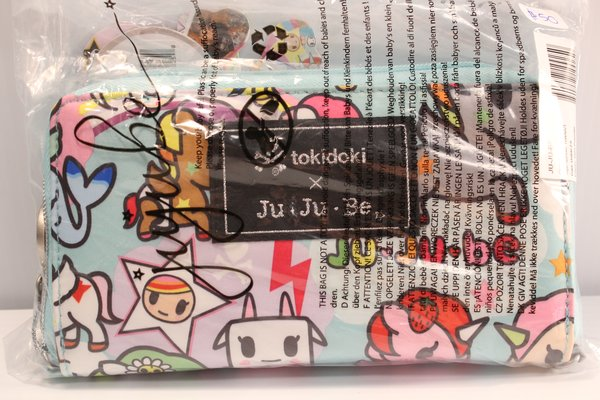 Ju-Ju-Be x Tokidoki Be Spendy Wallet in Unikiki 2.0 - PLACEMENT G