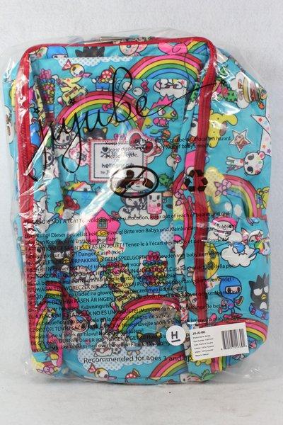 Ju-Ju-Be x tokidoki MiniBe in Rainbow Dreams - PLACEMENT H Bows Kaiju