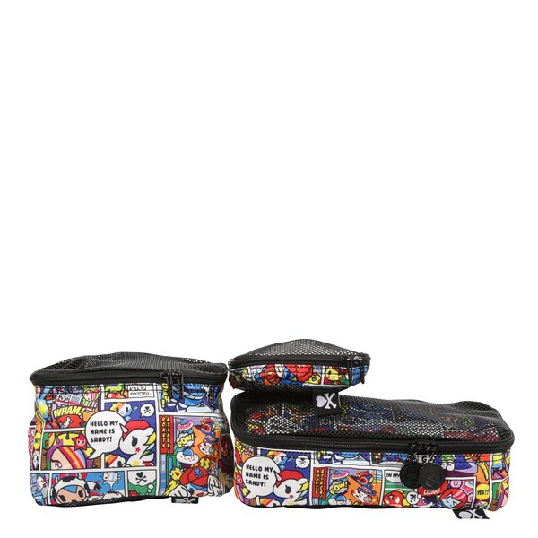 Ju-Ju-Be x tokidoki Be Organized in Super Toki