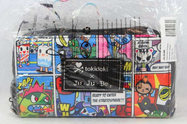 Ju-Ju-Be x Tokidoki Be Spendy Wallet in Super Toki - PLACEMENT A