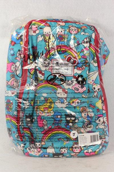 Ju-Ju-Be x tokidoki MiniBe in Rainbow Dreams - PLACEMENT J Ninja Badtz-maru