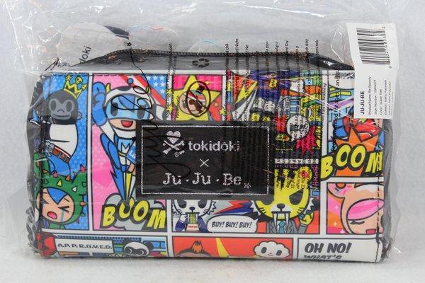 Ju-Ju-Be x Tokidoki Be Spendy Wallet in Super Toki - PLACEMENT B