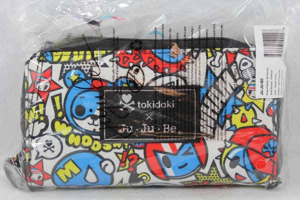Ju-Ju-Be x Tokidoki Be Spendy Wallet in Sweet Victory - PLACEMENT A