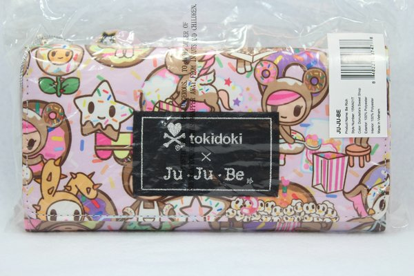 Ju-Ju-Be x Tokidoki Be Rich Wallet in Donutella's Sweet Shop - PLACEMENT F