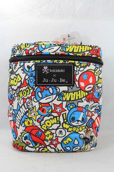 Ju-Ju-Be x Tokidoki Fuel Cell in Sweet Victory - PLACEMENT G
