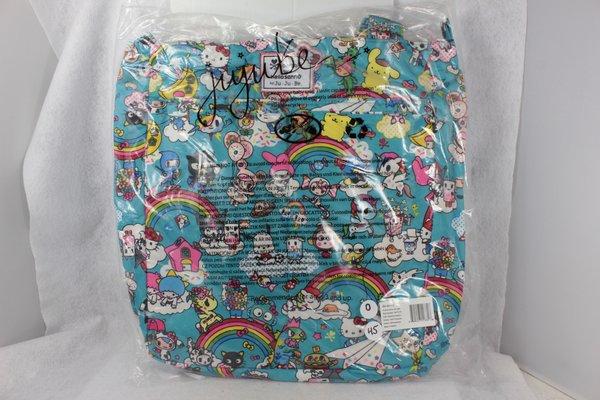Ju-Ju-Be x Tokidoki Hello Kitty Be Light in Rainbow Dreams - PLACEMENT O