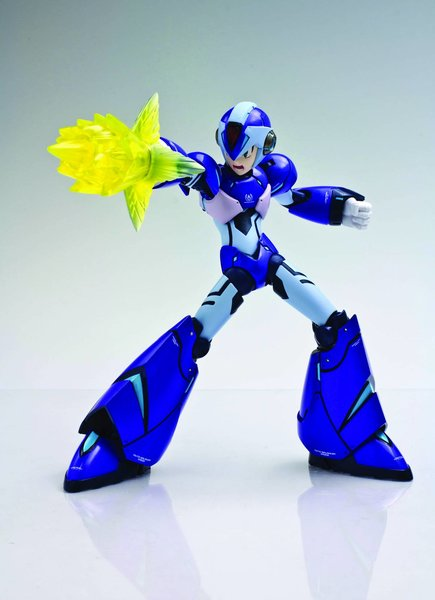 TruForce Collectibles Designer Series Mega Man X Figure