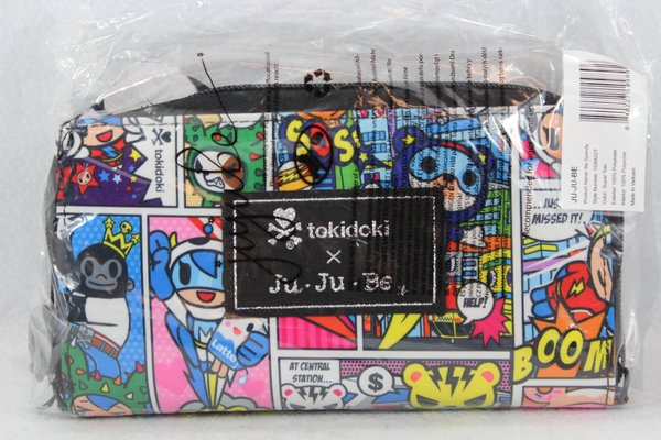Ju-Ju-Be x Tokidoki Be Spendy Wallet in Super Toki - PLACEMENT D
