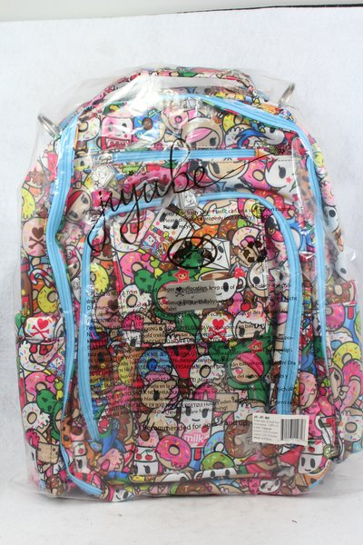 Ju-Ju-Be x tokidoki Be Right Back BRB in Tokipops - PLACEMENT D Dolce Sandy
