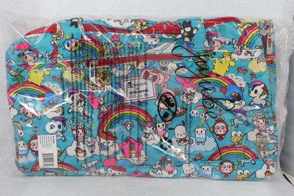 Ju-Ju-Be x tokidoki Hello Kitty Starlet in Rainbow Dreams - PLACEMENT G Donutella Kuromi