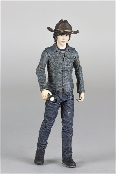 McFarlane Toys The Walking Dead TV Series 7 Carl Grimes Action Figure