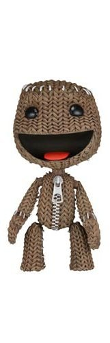 NECA Little Big Planet Happy Sackboy Series 1 Action Figure
