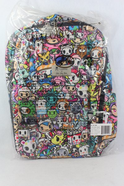 Ju-Ju-Be x tokidoki MiniBe in Iconic 2.0 - Placement J Biscotti Mozz