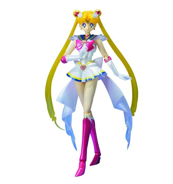 Bandai Tamashii Nations Sailor Moon Super Sailor Moon S.H. Figuarts