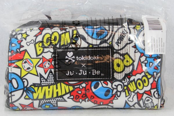 Ju-Ju-Be x Tokidoki Be Spendy Wallet in Sweet Victory - PLACEMENT D