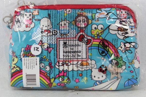 Ju-Ju-Be x Tokidoki Hello Kitty Be Set in Rainbow Dreams - PLACEMENT N