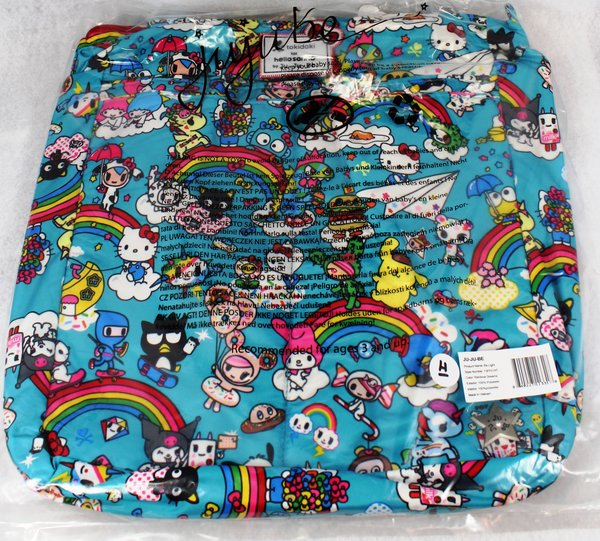 Ju-Ju-Be x Tokidoki Hello Kitty Be Light in Rainbow Dreams - PLACEMENT H