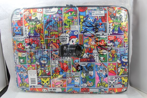 Ju-Ju-Be x Tokidoki Mega Tech Laptop Case in Super Toki PLACEMENT C