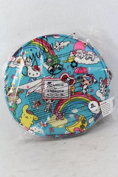 Ju-Ju-Be x tokidoki for Hello Kitty Be Bop in Rainbow Dreams Placement B Mozz Twin Stars