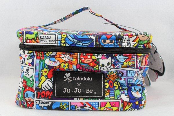 Ju-Ju-Be x Tokidoki Be Ready Makeup Bag in Super Toki PLACEMENT B