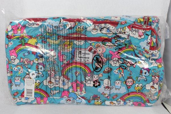 Ju-Ju-Be x tokidoki Hello Kitty Starlet in Rainbow Dreams - PLACEMENT E Kuromi Donutella