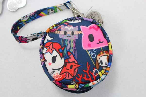 Ju-Ju-Be x tokidoki Paci Pod in Sea Punk - PLACEMENT 1