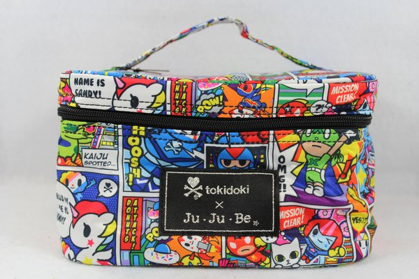 Ju-Ju-Be x Tokidoki Be Ready Makeup Bag in Super Toki PLACEMENT J