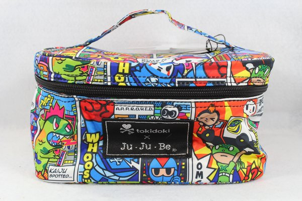 Ju-Ju-Be x Tokidoki Be Ready Makeup Bag in Super Toki PLACEMENT G