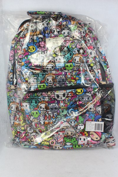 Ju-Ju-Be x tokidoki Be Packed in Iconic 2.0 - PLACEMENT A Sirena Latte Donutino