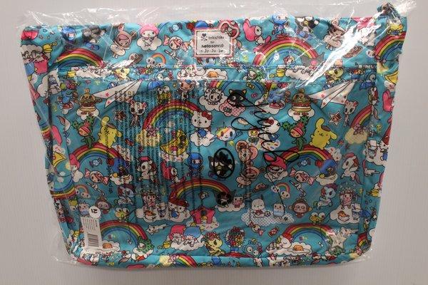 Ju-Ju-Be x Tokidoki Hello Kitty Super Be in Rainbow Dreams - PLACEMENT N