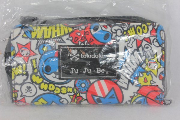 Ju-Ju-Be x Tokidoki Be Spendy Wallet in Sweet Victory - PLACEMENT B