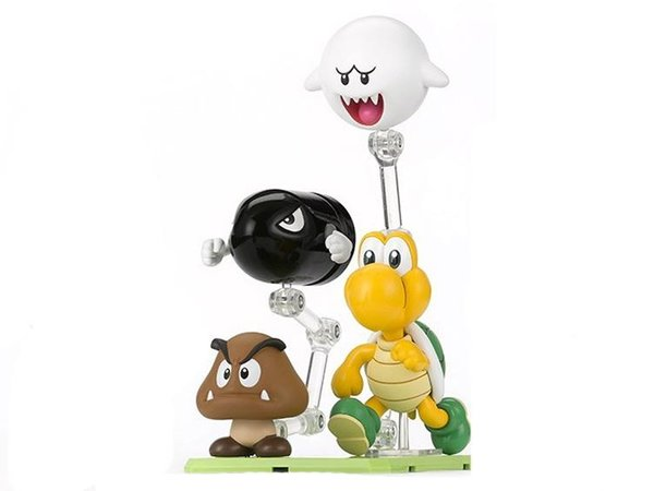 Bandai Tamashii Nations Super Mario Bros. Diorama Playet D S.H. Figuarts