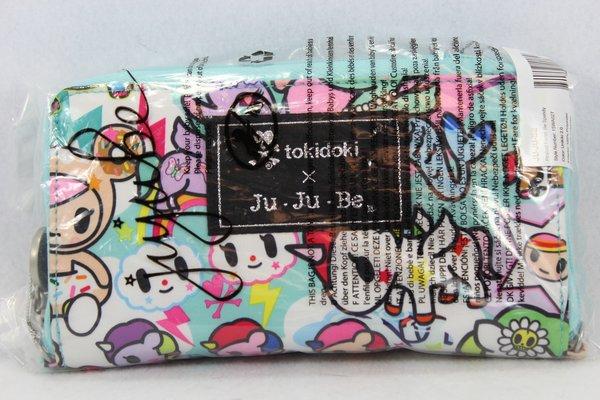 Ju-Ju-Be x Tokidoki Be Spendy Wallet in Unikiki 2.0 - PLACEMENT 3