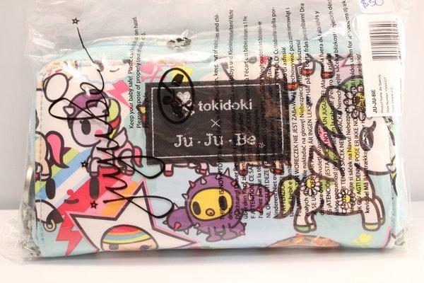 Ju-Ju-Be x Tokidoki Be Spendy Wallet in Unikiki 2.0 - PLACEMENT K