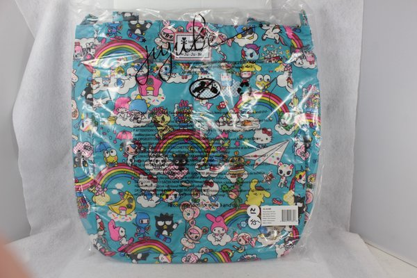 Ju-Ju-Be x Tokidoki Hello Kitty Be Light in Rainbow Dreams - PLACEMENT N